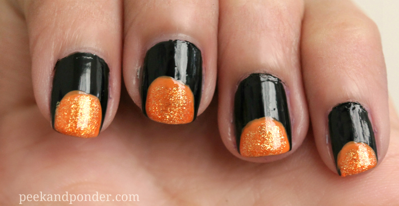 How To Fall Pumpkin Nails