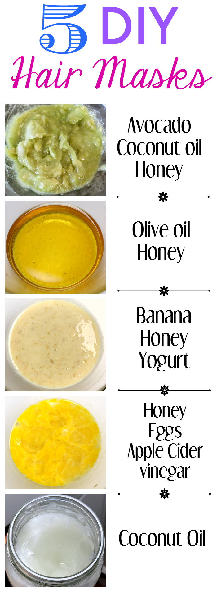 5 Diy Hair Masks You Can Make At Home Peek Amp Ponder