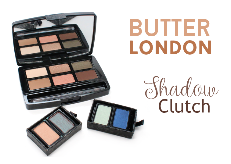 Butter London Shadow Clutch | Peek & Ponder