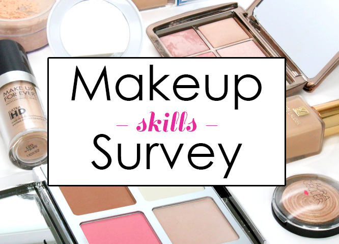 Makeup Skills Survey