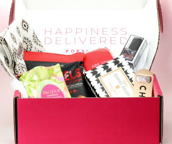 Popsugar Must Have Box – June