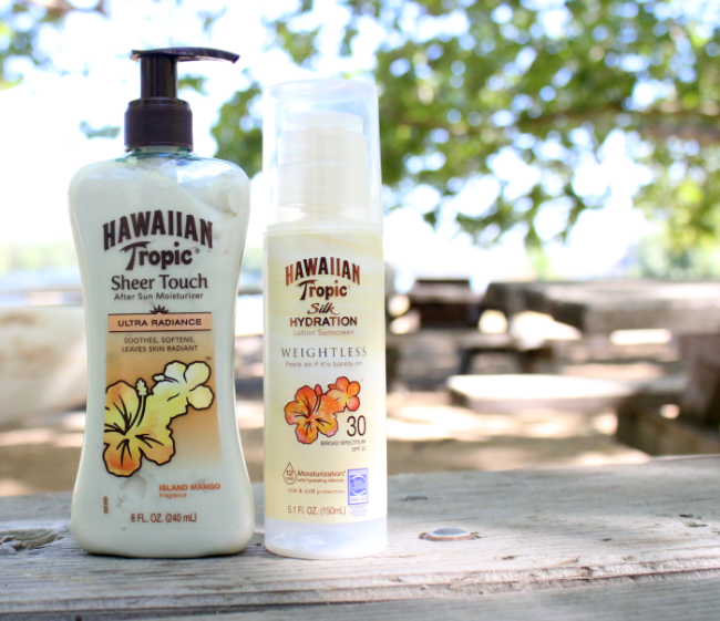 Caring for Skin During Summer with Hawaiian Tropic