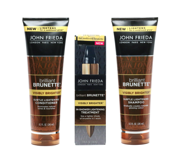 Natural Hair Lightening Products For Brunettes