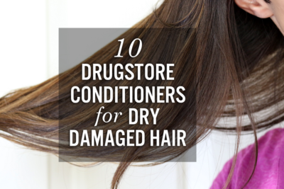 10 Drugstore Conditioners for Dry, Damaged Hair