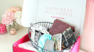 November Popsugar Must Have Box